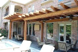 image of patio cover designs wood