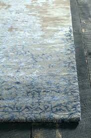 gray and white area rug attractive blue gray area rugs blue blue grey and yellow area