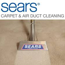 sears carpet cleaning air duct