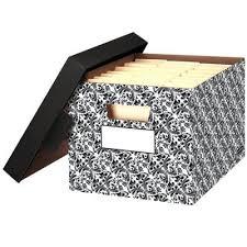 Cheap Decorative Storage Boxes Bankers Box StorFile Decorative Storage Boxes LetterLegal 7