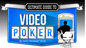 Free Video Poker Strategy Charts Video Poker Strategy With Charts The Basics