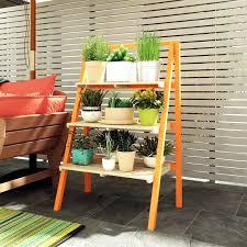 tiered plant stand diy outdoor wood metal uk