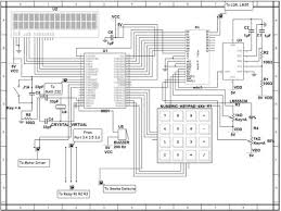 home circuit diagram info circuit diagram of fire alarm system using microcontroller wirdig wiring circuit