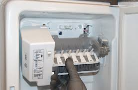 sears kenmore refrigerator ice maker problems best refrigerator how to replace an in door ice maker on a french refrigerator