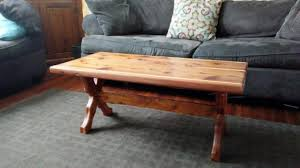 i tried my best to preserve the integrity of the old wood while making it not just look like a box coffee table