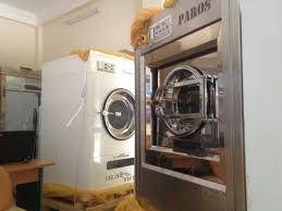 Máy giặt công nghiệp PAROS Hàn Quốc 50kg/mẻ
