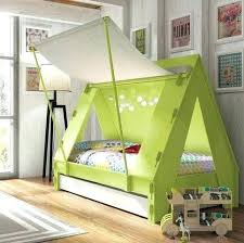 Twin Size Bed Tent Custom Canopy For Boys Or Girls Bedroom Kids Room ...