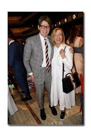 He is wearing a cropped tailored jacket, an unironed the pure version he describes is only worn by a dedicated few: Andrew Bolton Thom Browne World S Best Thom Browne In Conversation With Sarabande Browne Left In Paris With His Boyfriend Andrew Bolton A Curator At The Costume Institute Of The