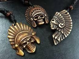 wholesale 18pc lots punk style tibet <b>skull head cool</b> biker <b>pendants</b> ...