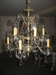 10 best chandeliers images on antique brass crystal chandelier