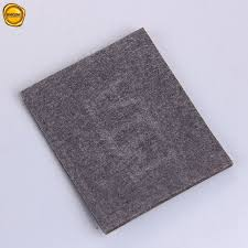 sinicline custom leather patch embossed faux leather labels for jeans