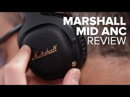 <b>Marshall Mid ANC</b> headphones take on Bose - YouTube