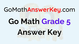 If you don't mind share your thought with us and our followers at comment form at the bottom. Go Math Grade 5 Answer Key Get 5th Standard Go Math Practice Book Solution Key For Free Go Math Answer Key
