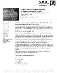 Cover Letter Sponsorship 2018 Light Up The Night Sponsorship Underwriting Information