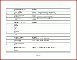 Monthly Expense Report Template Excel Spreadsheet For Business Expenses With Monthly Business 9