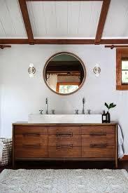 Rustic double bathroom vanity Rustic Gray 34 Rustic Bathroom Vanities And Cabinets For Cozy Touch Remodeling Expense 34 Rustic Bathroom Vanities And Cabinets For Cozy Touch Rustic