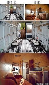 40 Interior Design Ideas For Camper Van Авто дом Кемпинг Magnificent Van Interior Design Interior