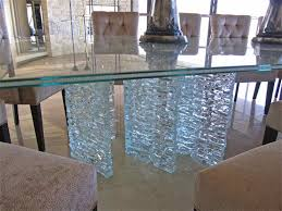 shattered glass table