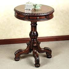 white pedestal side table round pedestal side table small round pedestal table wonderful round pedestal accent
