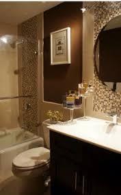 Impressive Brown Bathroom Designs Perfume Bottle Staging T With Innovation Design