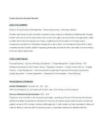 Executive Administrator Resume Administrative Resume Examples ...