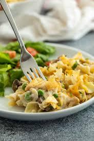 Easy Tuna Casserole Recipe - Taste ...