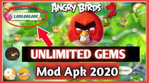 Angry Birds 2 MEGA MOD APK 2.40.3 Anti Ban || Angry Birds 2 MOD APK  Unlimited Gems and Energy 2020 - YouTube