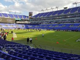 seat view for m t bank stadium section 148