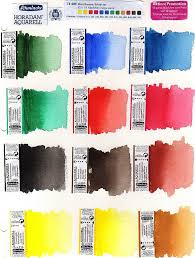 Schmincke Watercolor Set Cheap Joes Have These And Are Ru