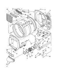 Kenmore model 11073942101 residential dryer genuine parts fair gas wiring diagram