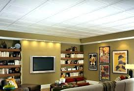 what is a drop ceiling idea recessed lighting