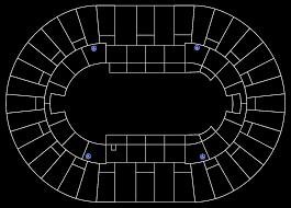 North Charleston Coliseum Virtual Seating Chart