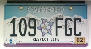 Colorado License Plate Designs Things You Need To Know About Getting Colorado License Plates