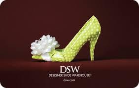 DSW Gift Card | Kroger Gift Cards