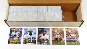 1998 collector s edge supreme gold ingot parallel football set 1 200