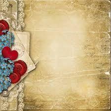 vintage love background. Modren Vintage Stock Photo  Vintage Love Background With Heart And Flowers On Love Background A