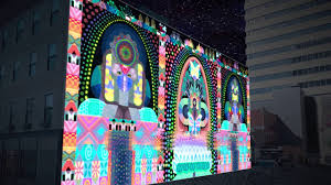 Cincinnati Light Show October 2017 Blink Illuminated By Artswave Downtown Cincinnati