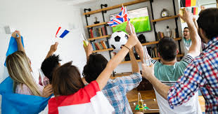 เชียร์บอลให้ฟินได้ผ่านทีวีที่บ้าน