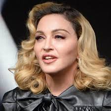 The look that spawned a thousand outraged sermons from the pulpits of middle america. Madonna Says Giving Her Children Mobile Phones Ended Their Relationship Madonna The Guardian