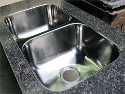 install undermount sink in existing laminate countertop flush mount hardware for tops