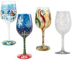 Lolita Wine Glasses #ChristmasGiftGuide - LittleStuff