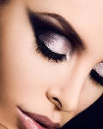 getting the eye shadow looks of celebrities and runway models can be tricky in the real world application can bee uneven too dark or just too heavy if