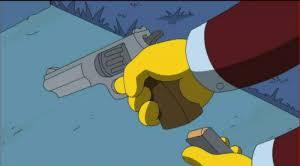 Cursed_Gun | Gun Meme on ME.ME