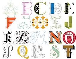Letters In Design Typography Designing Your Own Alphabet Twenty First