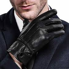 2019 whole warm winter mens gloves genuine leather black leather gloves male leather gloves winter gloves men from huteng 25 15 dhgate com