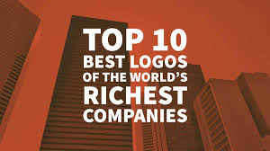 Best Design Companies In The World Top 10 Best Logos Of The Worlds Richest Companies