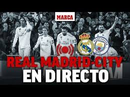 chions real madrid manchester city