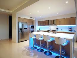led light strip under cabinet wonderful kitchen with led lights strips also on island lighting for led light strip under cabinet