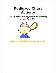 Pedigree Chart Activity Pedigree Chart Enrichment