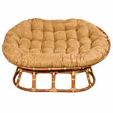 Double Papasan Chair Frame Beautiful Blazing Needles Double Papasan Cushion  Hayneedle with Papasan